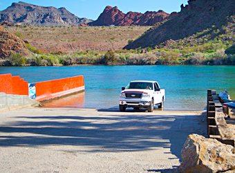 Echo Lodge Resort Private Boat Launch