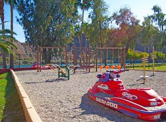 Echo Lodge Resort Children's Playground