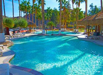 Echo Lodge Swimming Pools