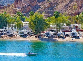 Echo Lodge Resort Riverfront Sites
